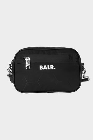 BALR. Gradient Water Resistant Toiletry Kit Black
