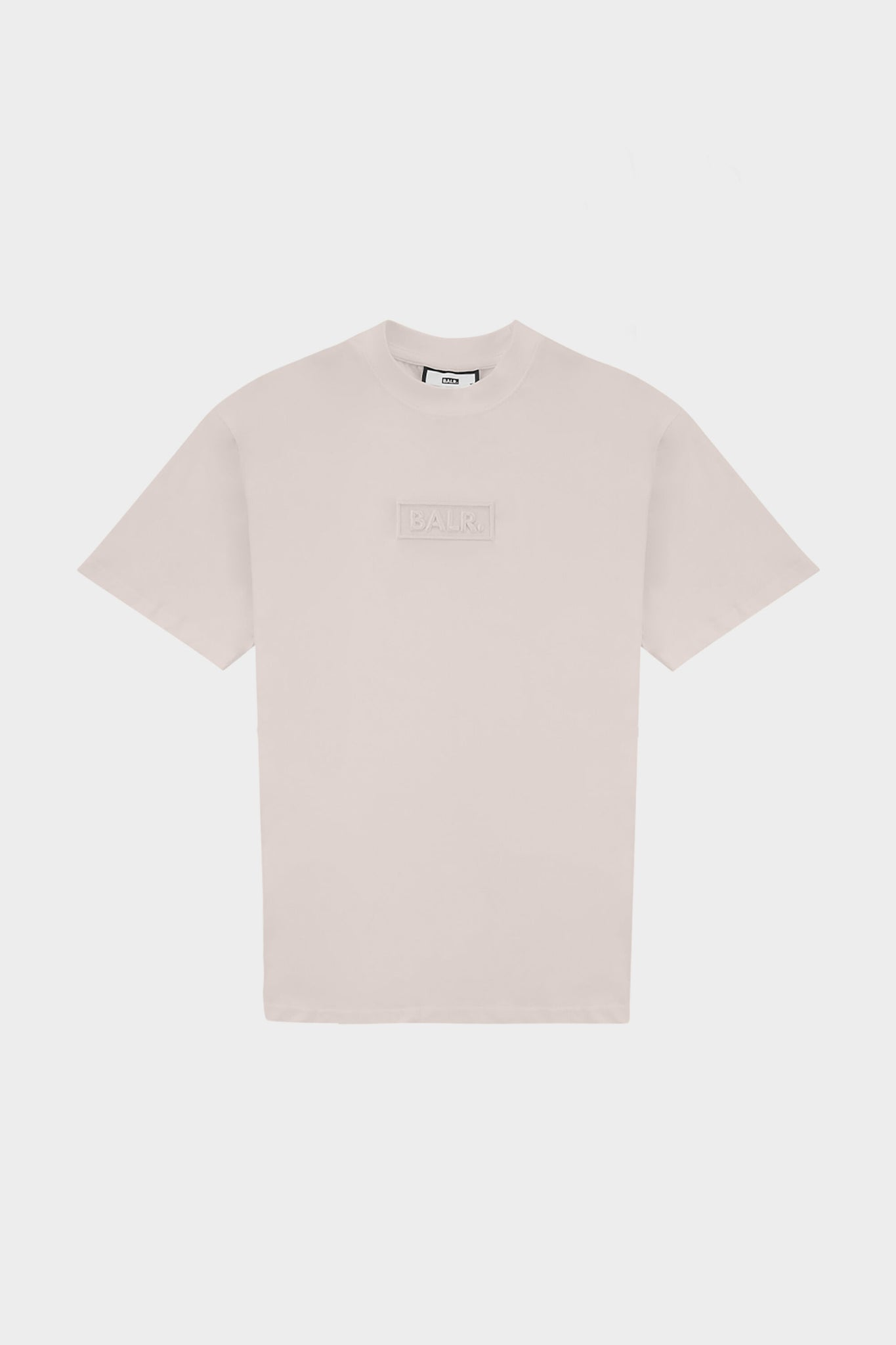 Club Embro Box Fit T-Shirt White Swan