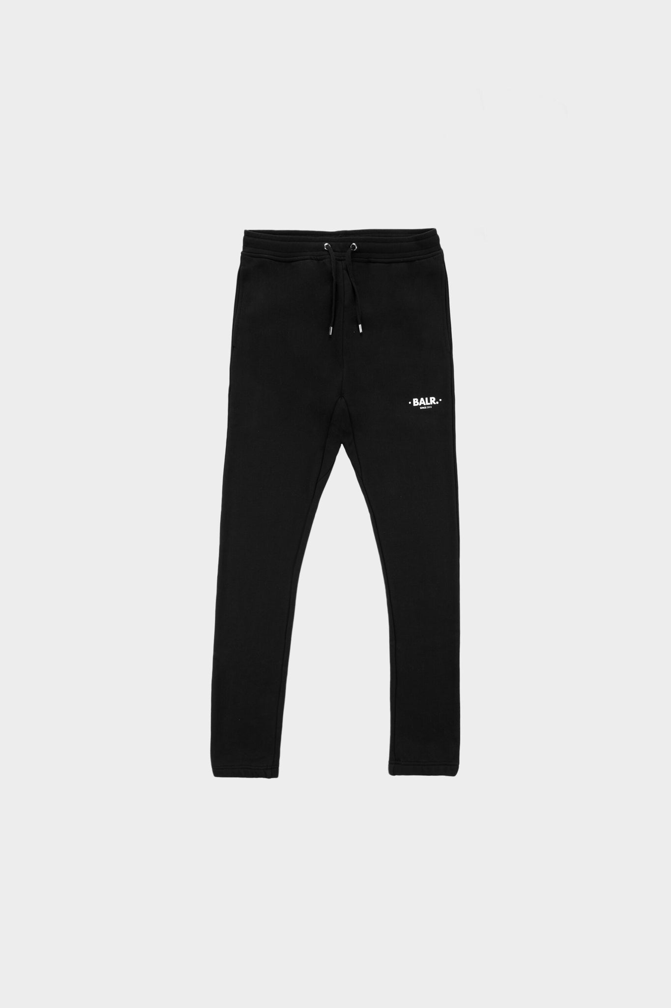 Minimalistic Relaxed Fit Jogger Black