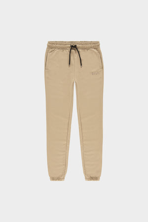 BALR. Straight Jogger Brand Embro White Pepper