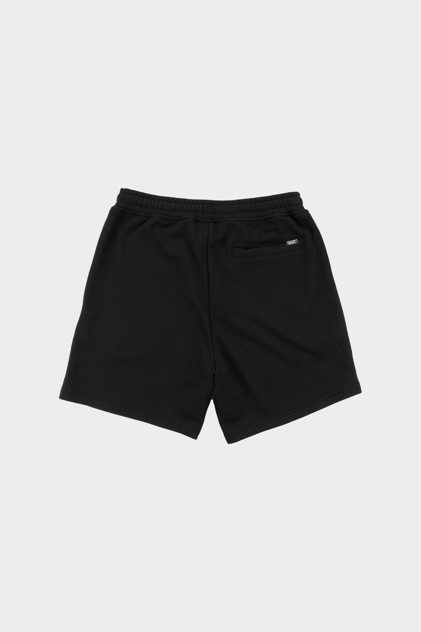 Minimalistic Relaxed Fit Shorts Black