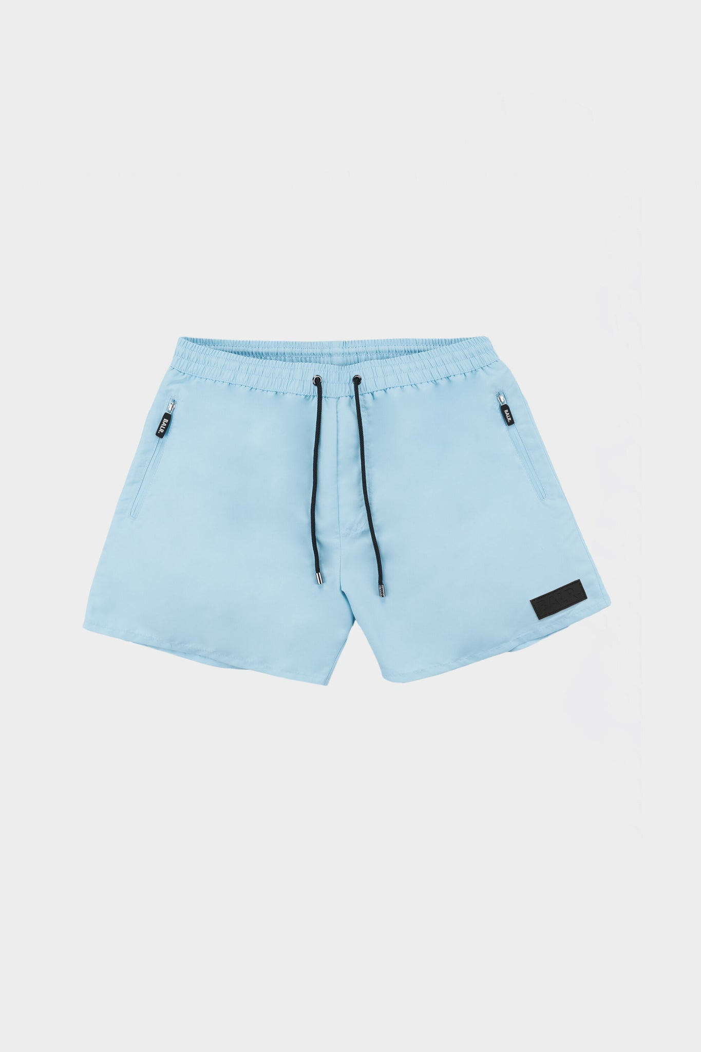 Sky Branded Classic Swim Shorts Sky Blue