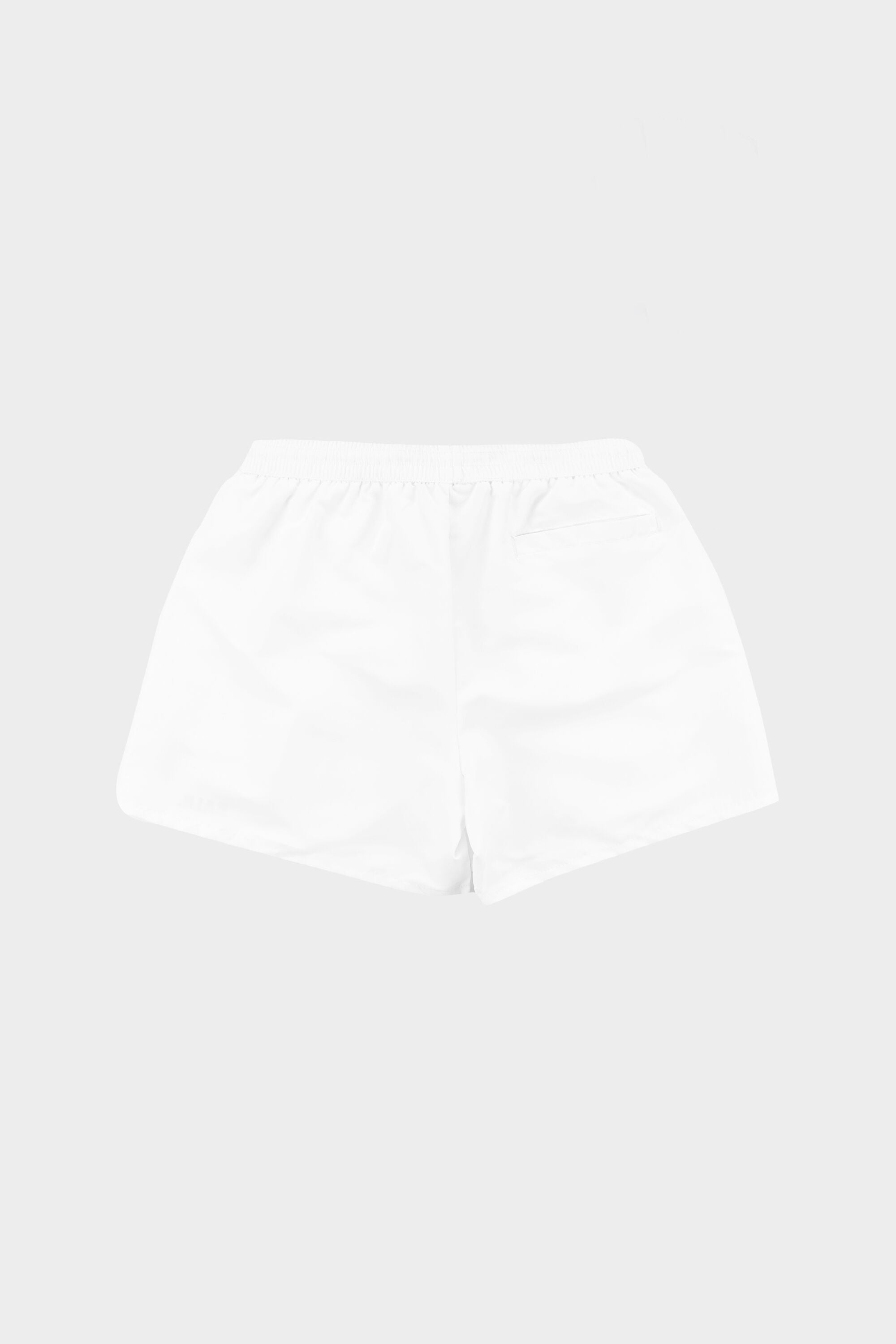 Contrast Piping Classic Swim Shorts