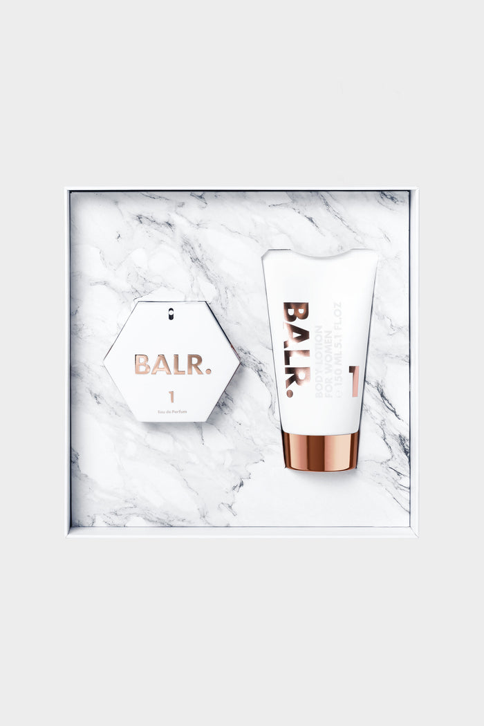 BALR. 1 Women Giftbox Edp Spray + Body Lotion