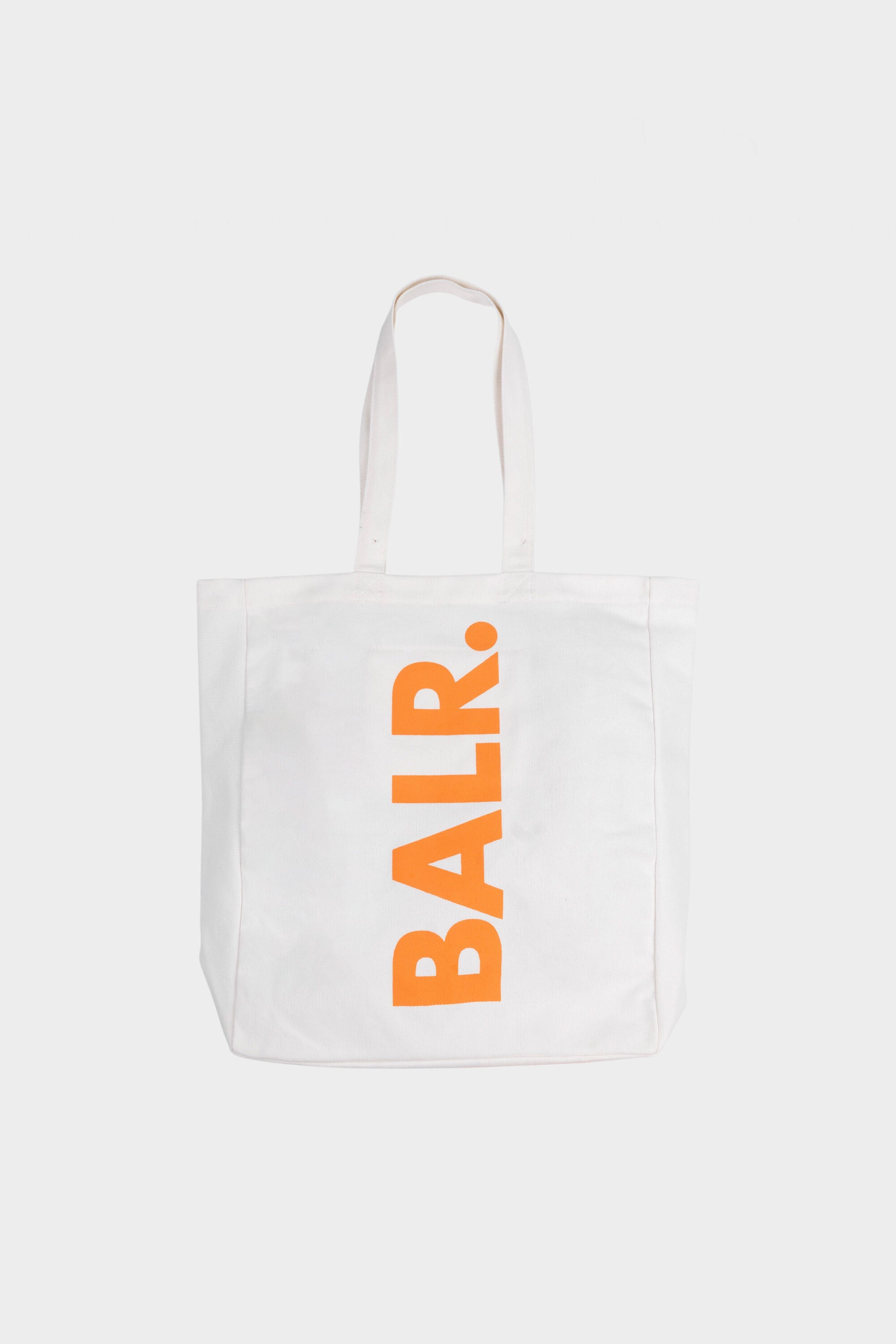 Branded Tote Bag Small Snow