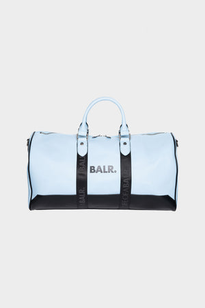 Pu Leather Weekender Sky Blue