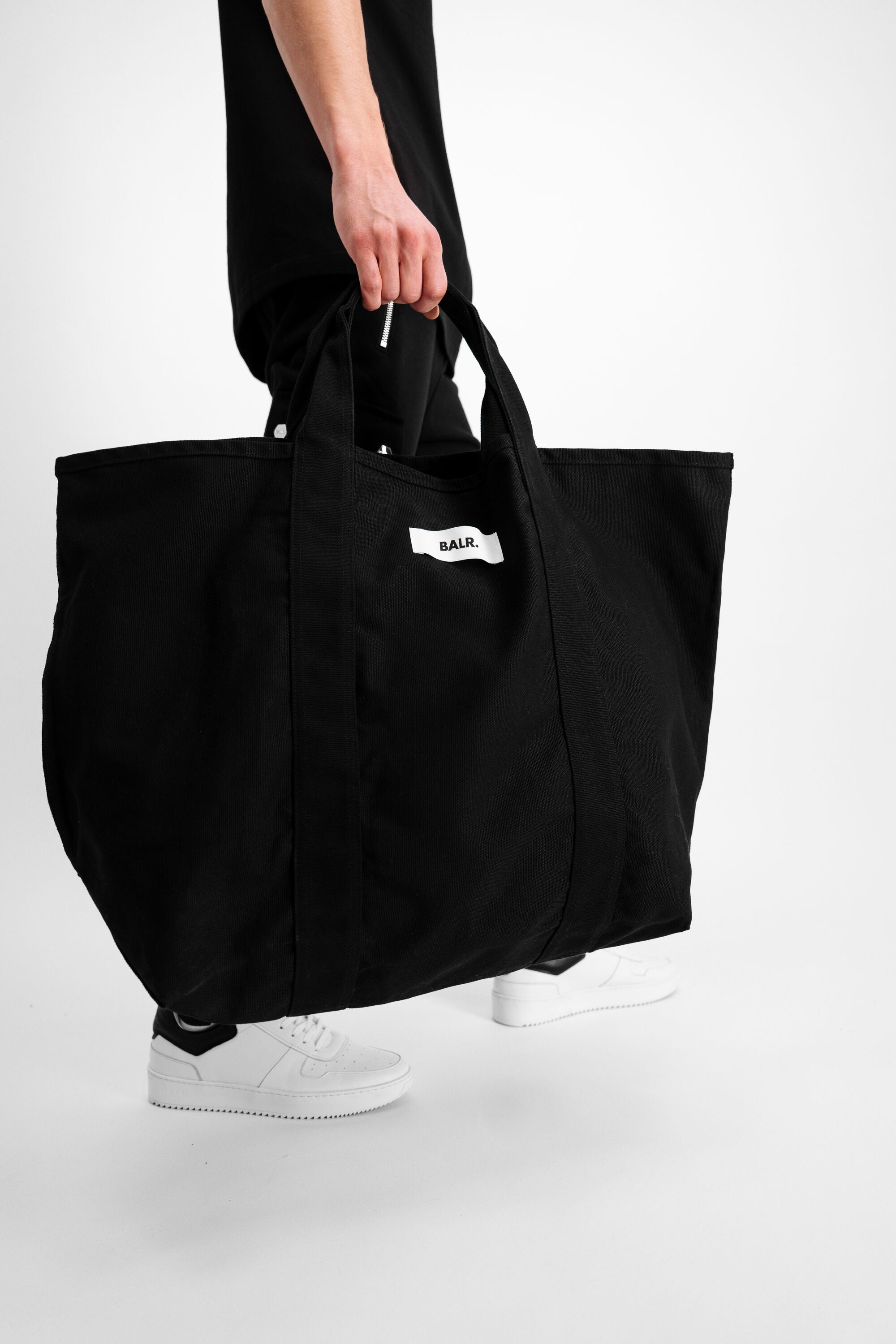Clean Label Tote Bag Large Jet