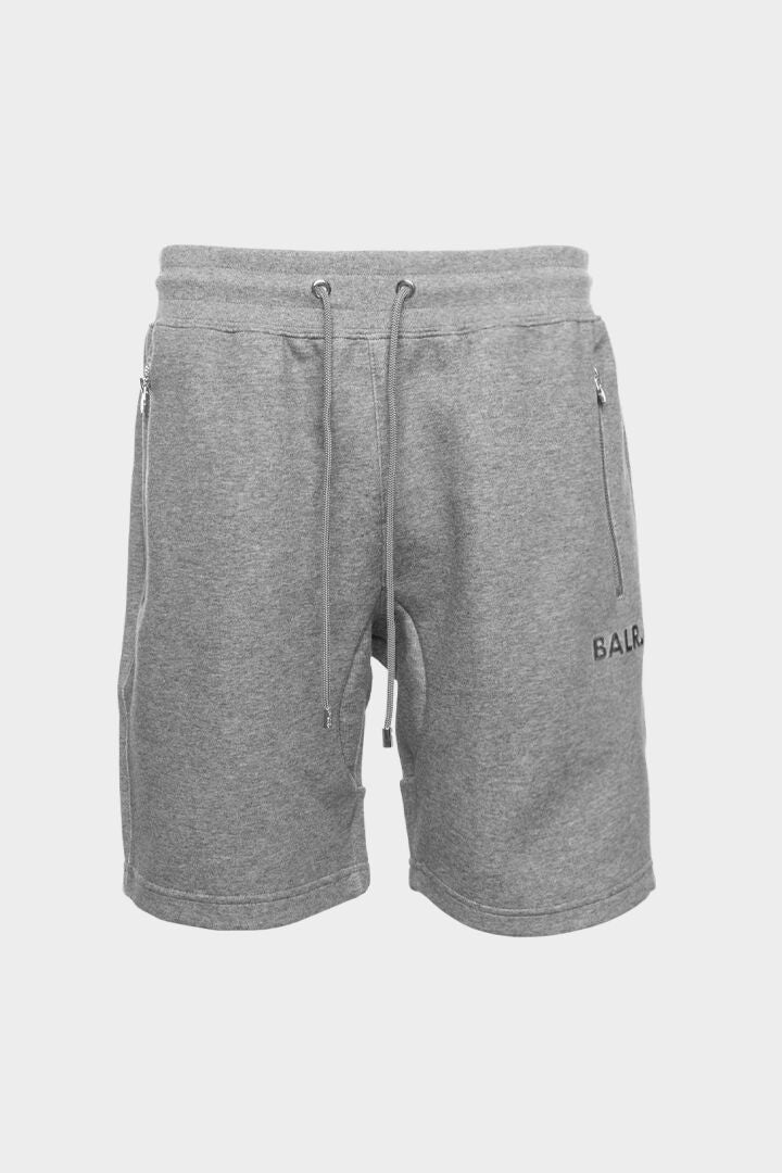 Q-Series Sweat Short Men Dk Grey Heather