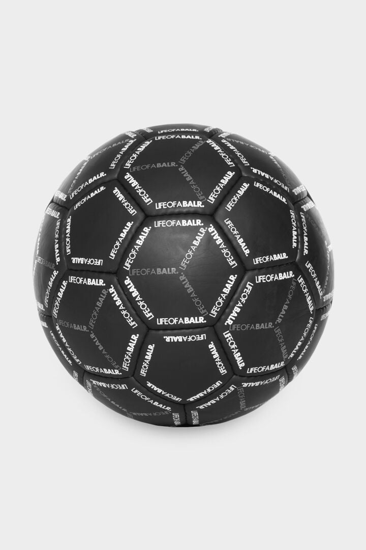 BALR. Hexagon AOP Football Black