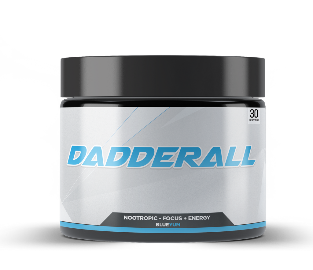 DADDERALL - SCOOPS (30 Servings)