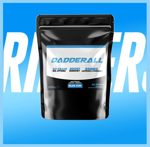 DADDERALL - RIPPERS  (25 Servings)