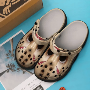 JASON VOORHEES CROCS [  buy 2 free shipping ]