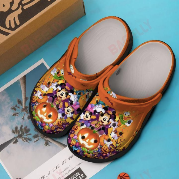 MICKY CROCS CUTE2 HALLOWEEN [buy 2 free shipping ]