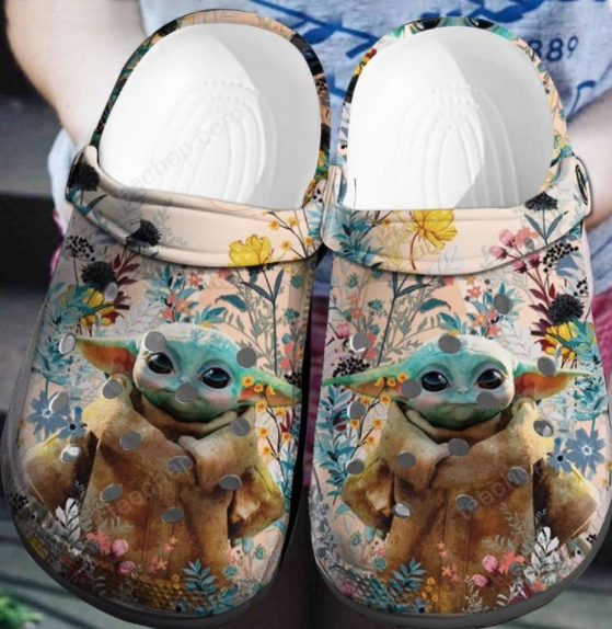 YODA  CROCS CUTE4 [  buy 2 free shipping ]