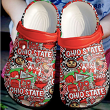 OHIO STATE CROCS [buy 2 free shipping ]