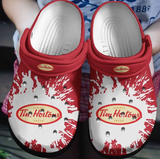TIM HORTONS CROCS  [buy 2 free shipping ]