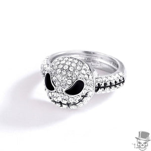 Jack Skellington Rings