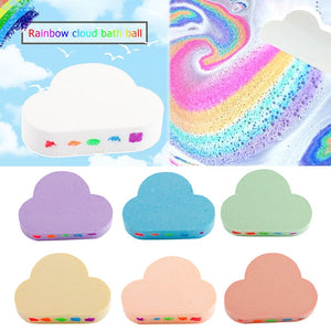 Rainbow Cloud Bombs