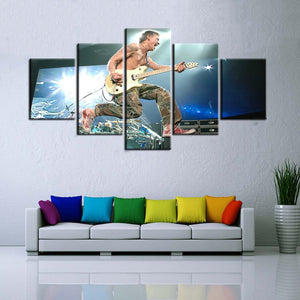 EVH-Oil Painting Wall Poster Living Room Decor