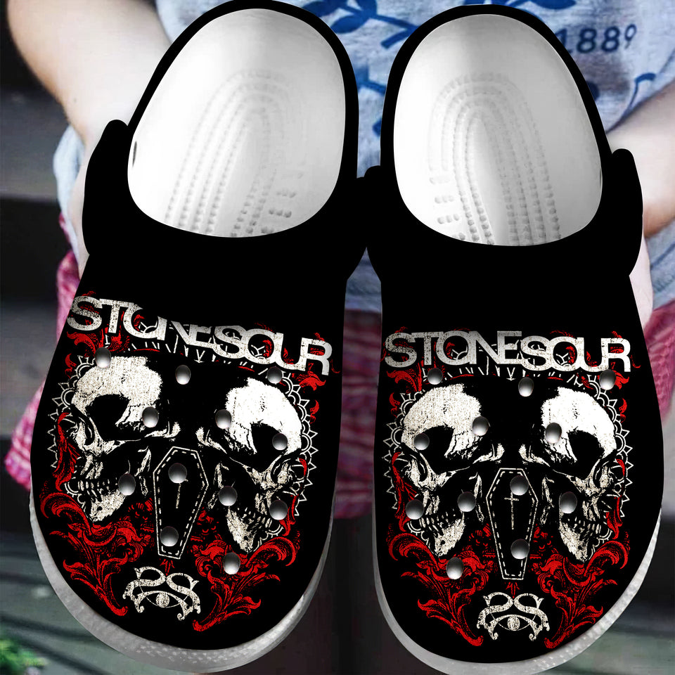 STONE SOUR CROCS STYLE1 [buy 2 free shipping]