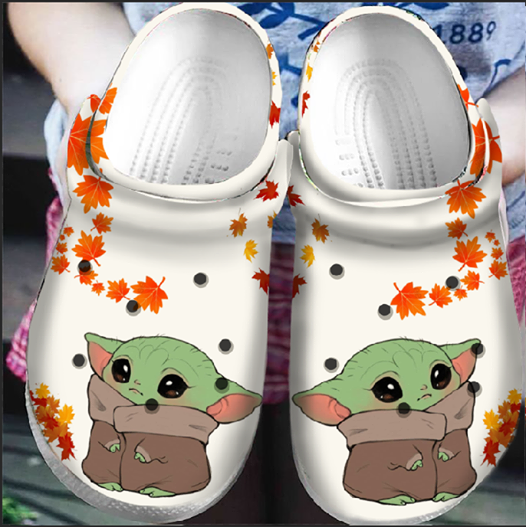 YODA  CROCS CUTE5 [buy 2 free shipping ]