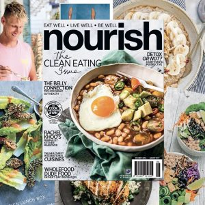 Nourish The Clean Eating Issue