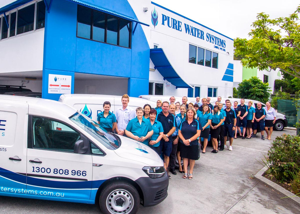 The Pure Water Systems Team