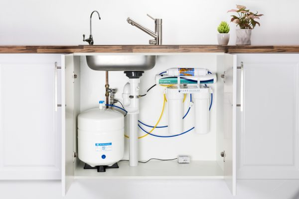 Reverse Osmosis Under Sink Systems