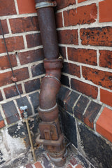 Lead contaminated pipes