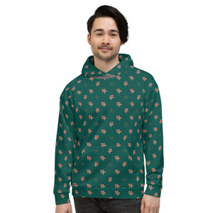 TLS Ginger bread Hoodie - T's Little Somethings