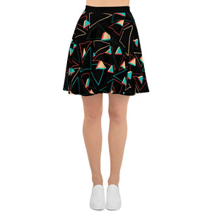 TLS Black Skater Skirt - T's Little Somethings