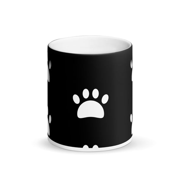 Matte Black Magic Mug - T's Little Somethings