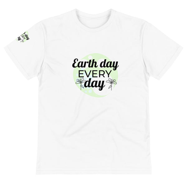 Sustainable Unisex T-Shirt Earth Day