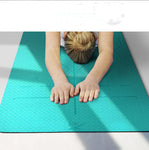 Alignment Yoga Mat - T's Little Somethings