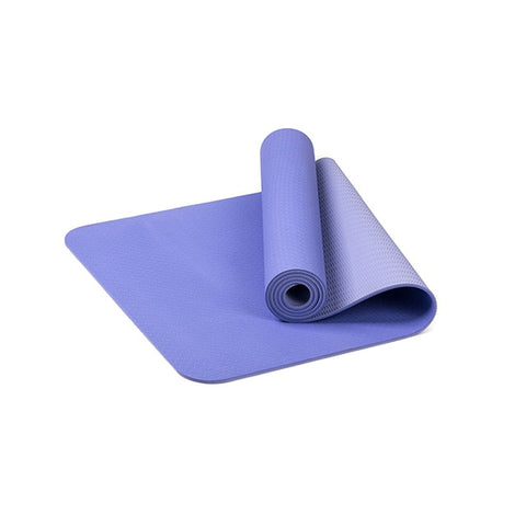 Non Slip Yoga Mat Made with Natural Rubber - T's Little Somethings