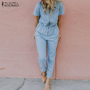 ZANZEA Summer Rompers - T's Little Somethings
