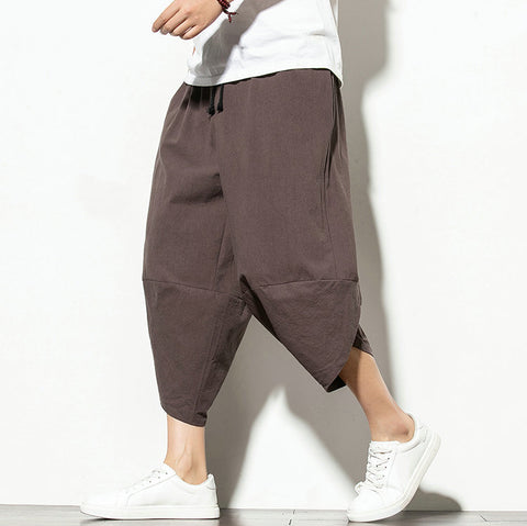 Men Casual Hip Hop Trousers