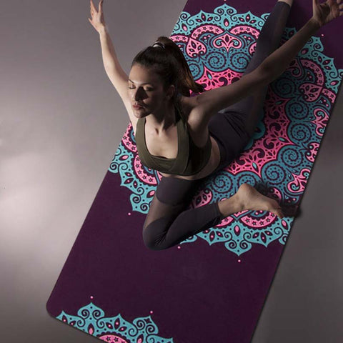 Printed Yoga Mat - T's Little Somethings