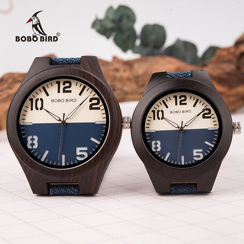 BOBO BIRD New Design Men Women Watches