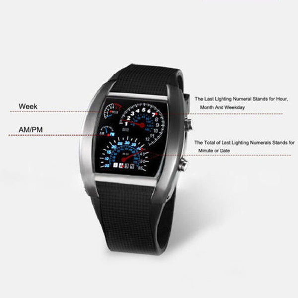 Fashion Sport Wristwatch