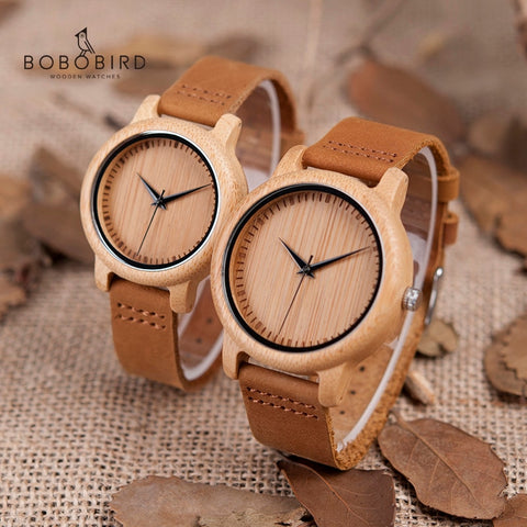 BOBO BIRD Bamboo Watch