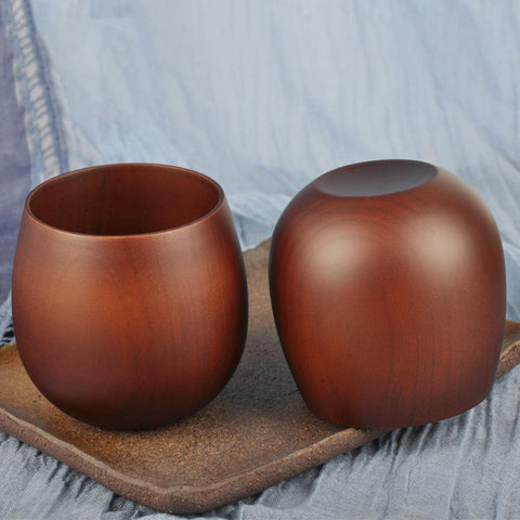 Jujube Wooden Cup
