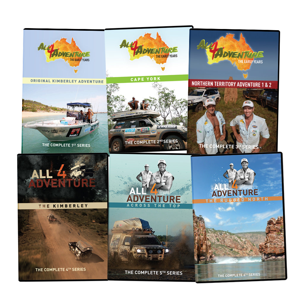 All 4 Adventure - Series 1 - 6