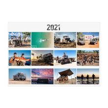 Load image into Gallery viewer, 2021 Wall Calendar