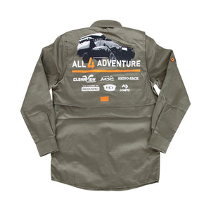 Series 11 - Official Fishing Shirt - Long Sleeve (Kids)