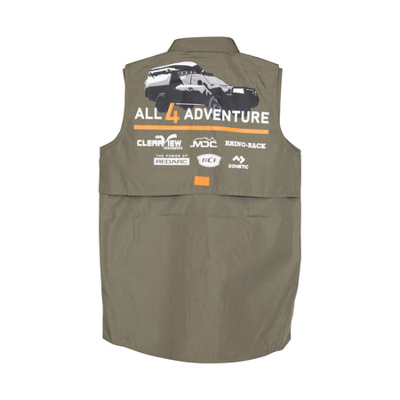 Series 11 - Official Fishing Shirt - Sleeveless (Kids)