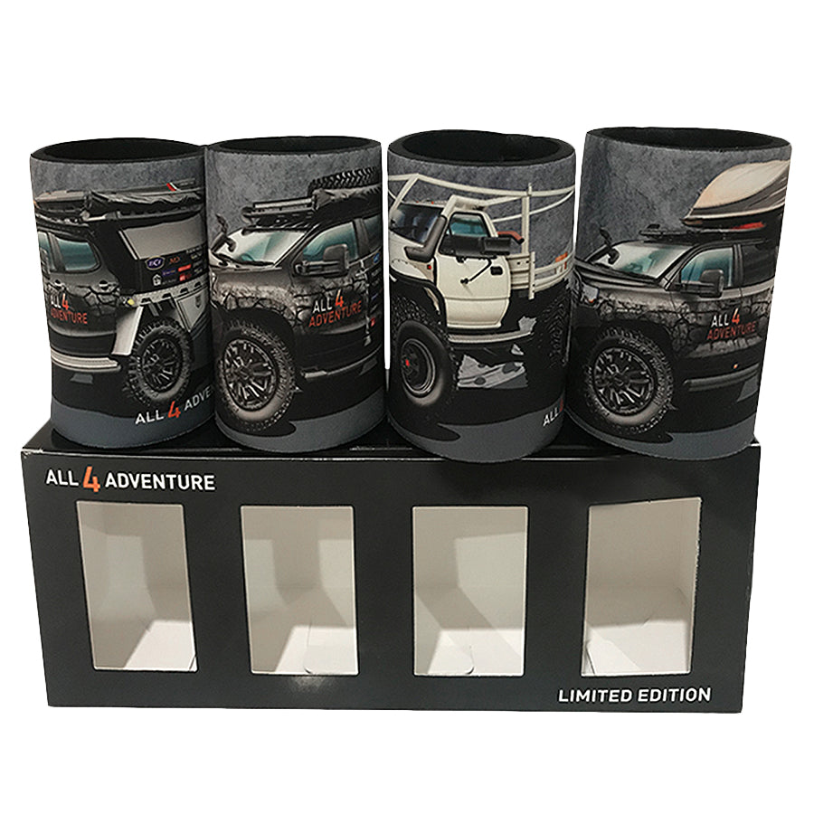 Truck Art Stubby Cooler Boxset (Limited Edition)