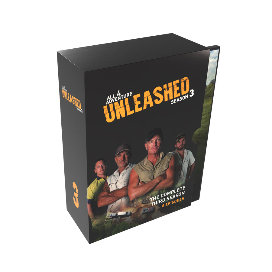 Unleashed Season 3 Box Set