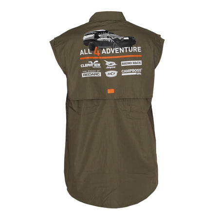Series 12 - Official Fishing Shirt - Sleeveless