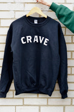 Load image into Gallery viewer, Crave Logo Crew